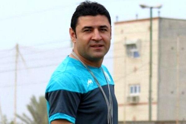 سرمربی جدید نساجی مازندران انتخاب شد