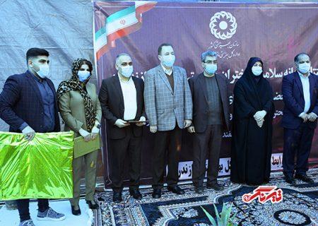خانه سلامت دختران بهزیستی استان مازندران افتتاح شد + تصاویر