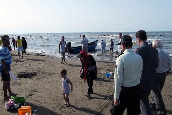 بیبندوباری در سواحل مازندران!